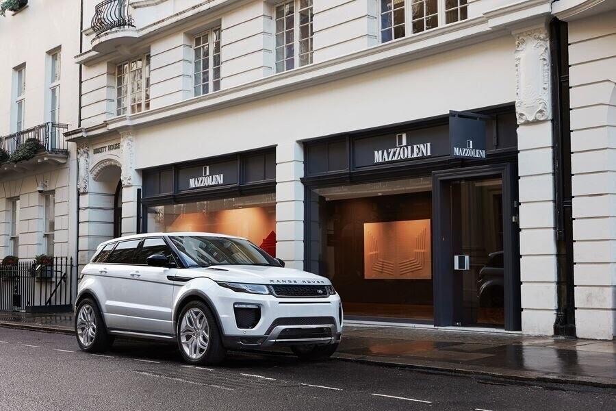 Land Rover lên kế hoạch tấn công phân khúc SUV - Hình 1