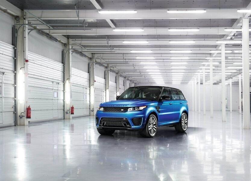 Land Rover lên kế hoạch tấn công phân khúc SUV - Hình 3
