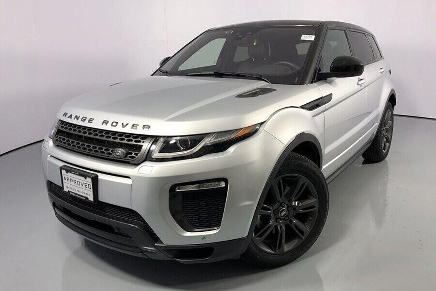 Tổng Quan Land Rover Range Rover Evoque