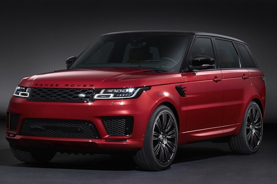 Tổng Quan Land Rover Range Rover Sport