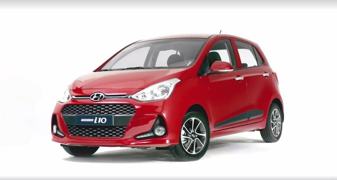 Lễ ra mắt Hyundai Grand i10 tại Việt Nam - Hình 1