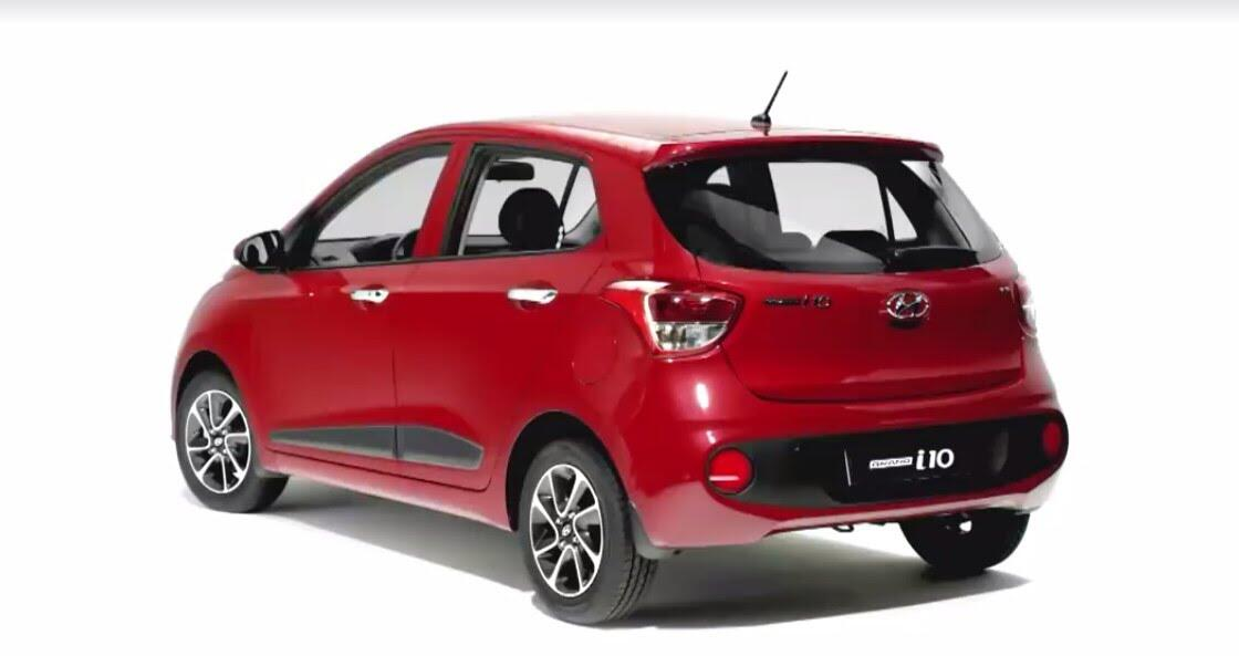 Lễ ra mắt Hyundai Grand i10 tại Việt Nam - Hình 2