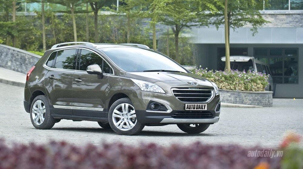"""Lên Tam Đảo, thử xe """"chất"""" Pháp Peugeot 3008 - Hình 2"""