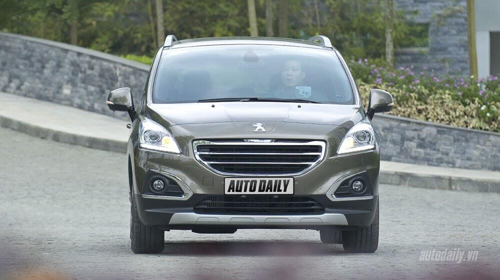 """Lên Tam Đảo, thử xe """"chất"""" Pháp Peugeot 3008 - Hình 3"""