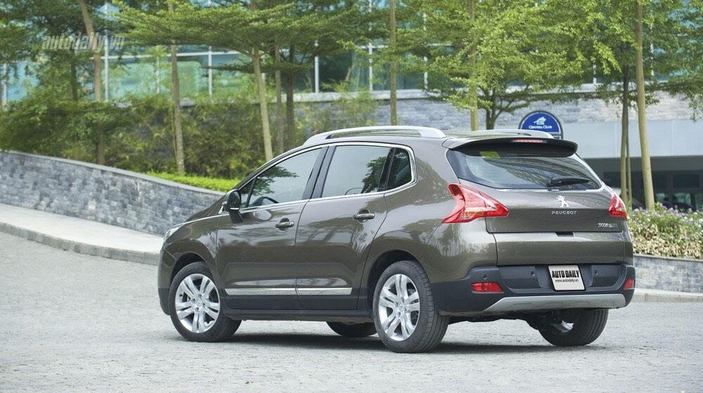 """Lên Tam Đảo, thử xe """"chất"""" Pháp Peugeot 3008 - Hình 4"""