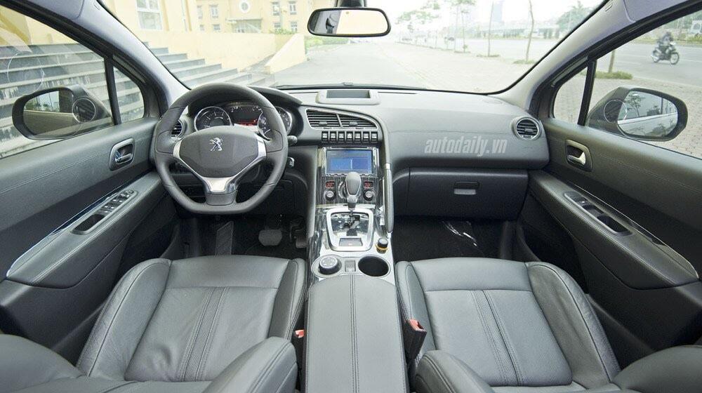 """Lên Tam Đảo, thử xe """"chất"""" Pháp Peugeot 3008 - Hình 5"""