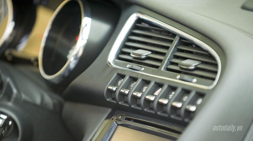 """Lên Tam Đảo, thử xe """"chất"""" Pháp Peugeot 3008 - Hình 8"""