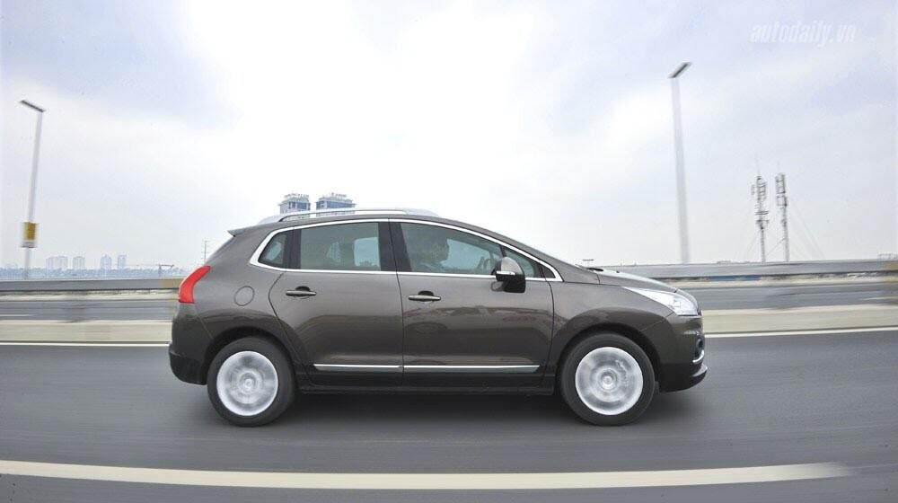 """Lên Tam Đảo, thử xe """"chất"""" Pháp Peugeot 3008 - Hình 13"""