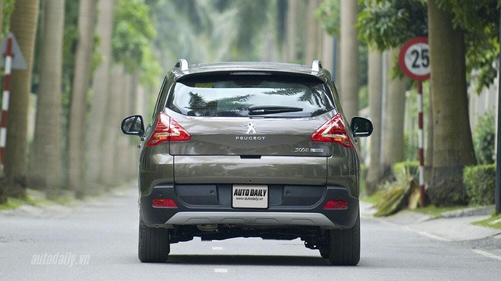 """Lên Tam Đảo, thử xe """"chất"""" Pháp Peugeot 3008 - Hình 14"""