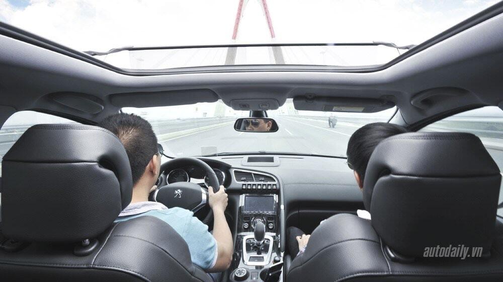 """Lên Tam Đảo, thử xe """"chất"""" Pháp Peugeot 3008 - Hình 16"""