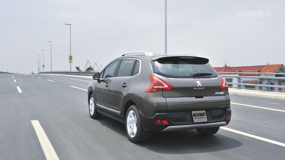 """Lên Tam Đảo, thử xe """"chất"""" Pháp Peugeot 3008 - Hình 17"""