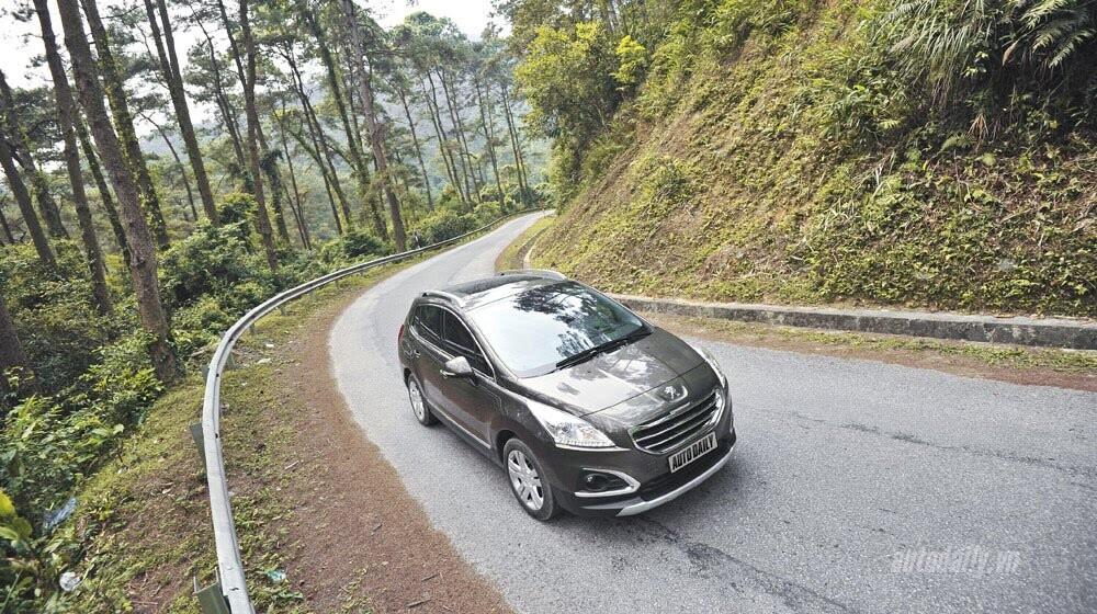 """Lên Tam Đảo, thử xe """"chất"""" Pháp Peugeot 3008 - Hình 19"""