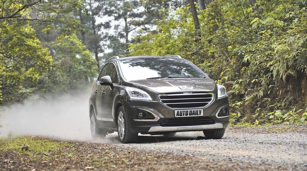 """Lên Tam Đảo, thử xe """"chất"""" Pháp Peugeot 3008 - Hình 20"""