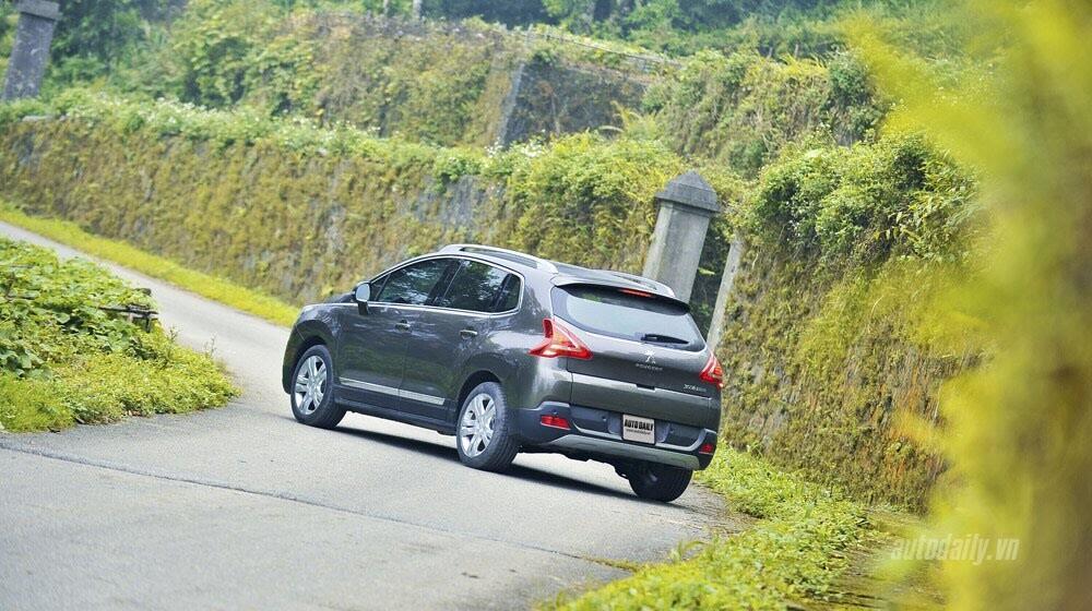 """Lên Tam Đảo, thử xe """"chất"""" Pháp Peugeot 3008 - Hình 22"""