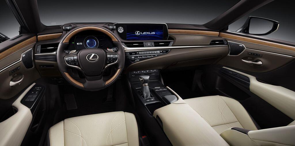 Lexus ES 250 mới chính thức được giới thiệu tại Việt Nam - Hình 5