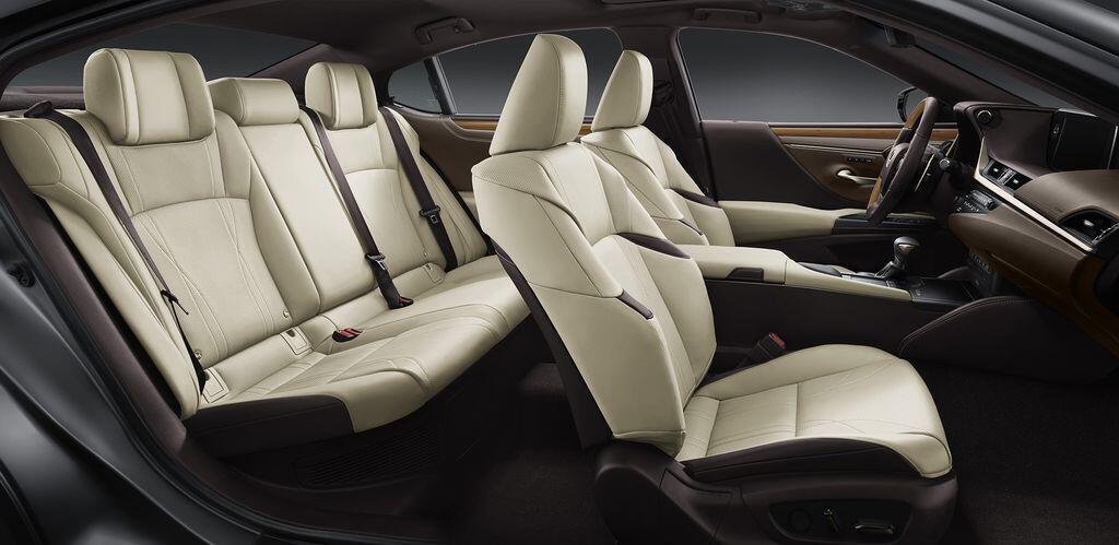 Lexus ES 250 mới chính thức được giới thiệu tại Việt Nam - Hình 7