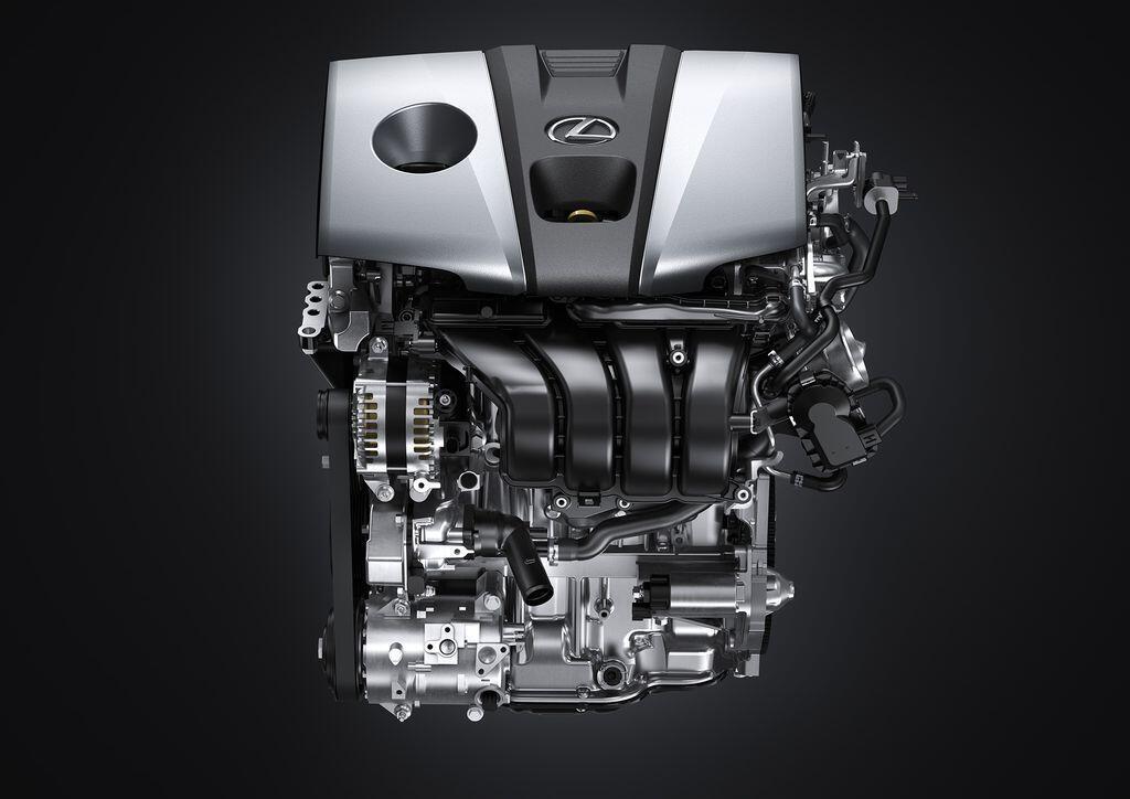 Lexus ES 250 mới chính thức được giới thiệu tại Việt Nam - Hình 8