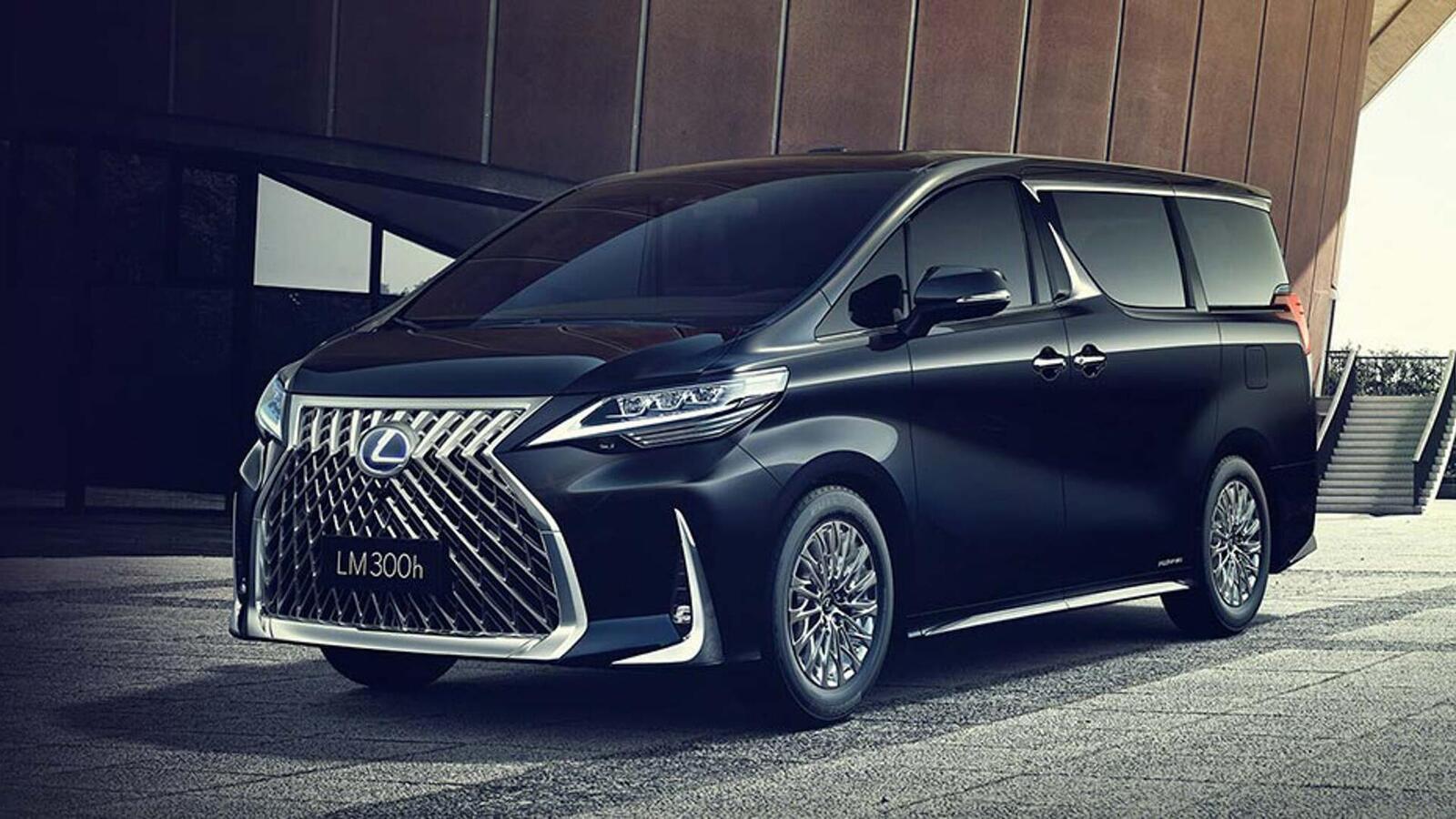 Lexus giới thiệu LM hoàn toàn mới: Chiếc minivan mang đẳng cấp khác biệt so với Toyota Alphard - Hình 1