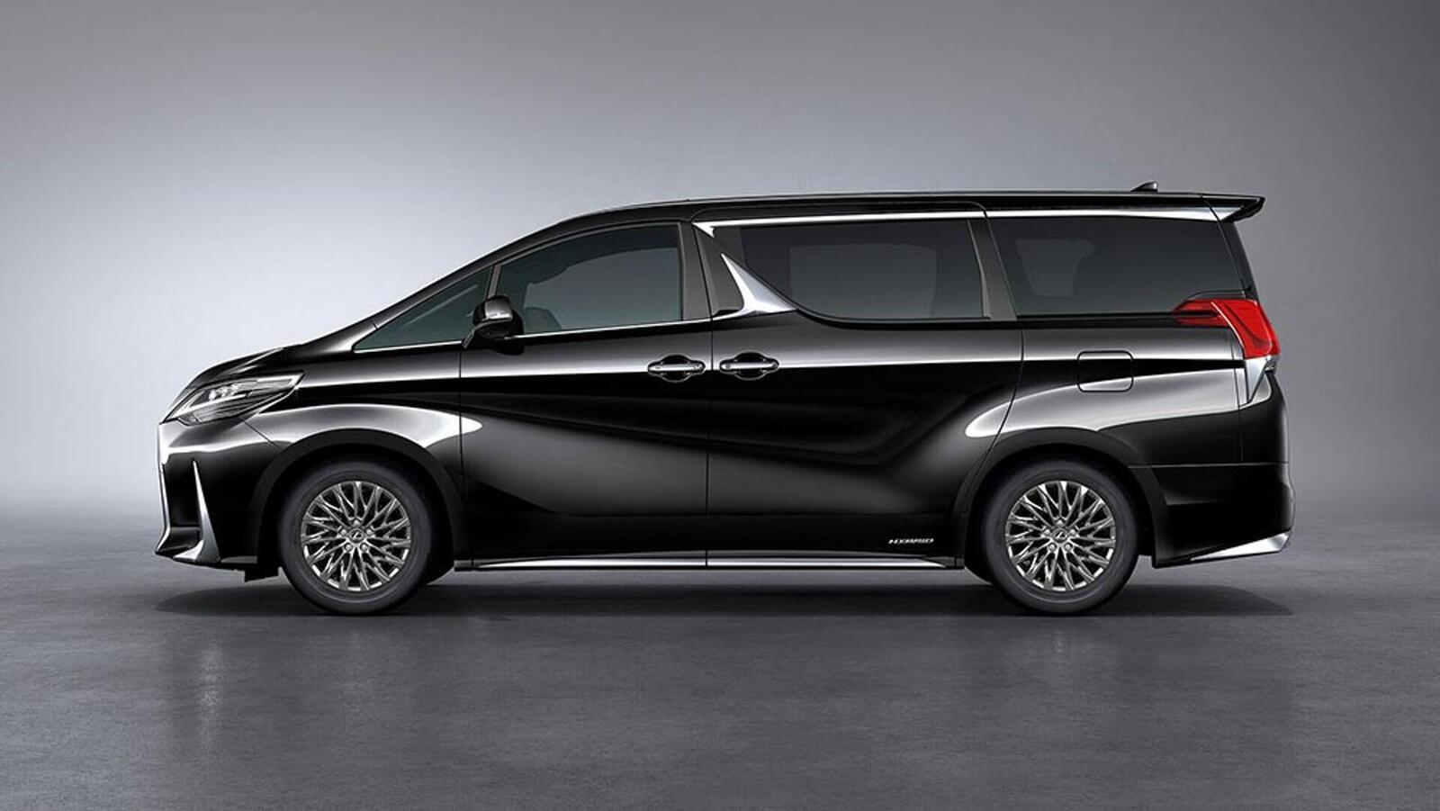 Lexus giới thiệu LM hoàn toàn mới: Chiếc minivan mang đẳng cấp khác biệt so với Toyota Alphard - Hình 2