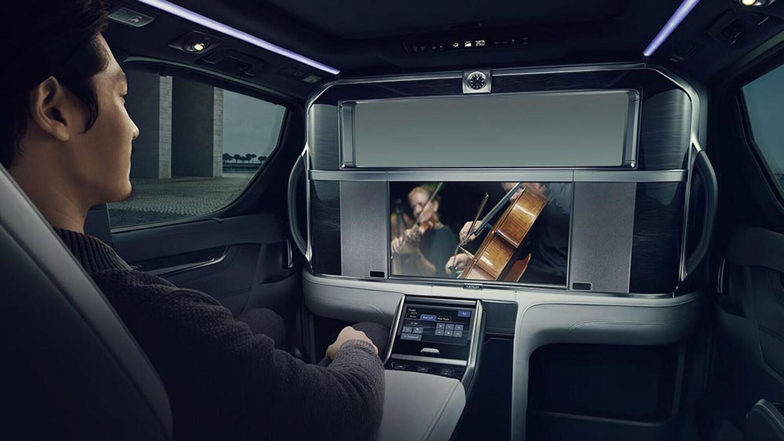 Lexus giới thiệu LM hoàn toàn mới: Chiếc minivan mang đẳng cấp khác biệt so với Toyota Alphard - Hình 7