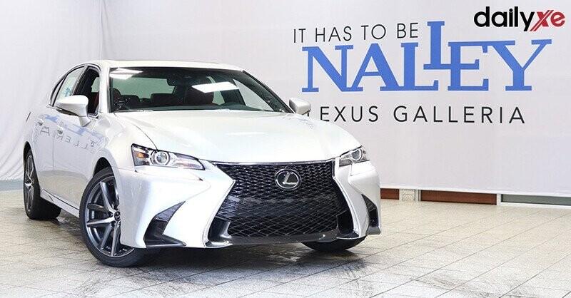 Tổng quan Lexus GS 2019