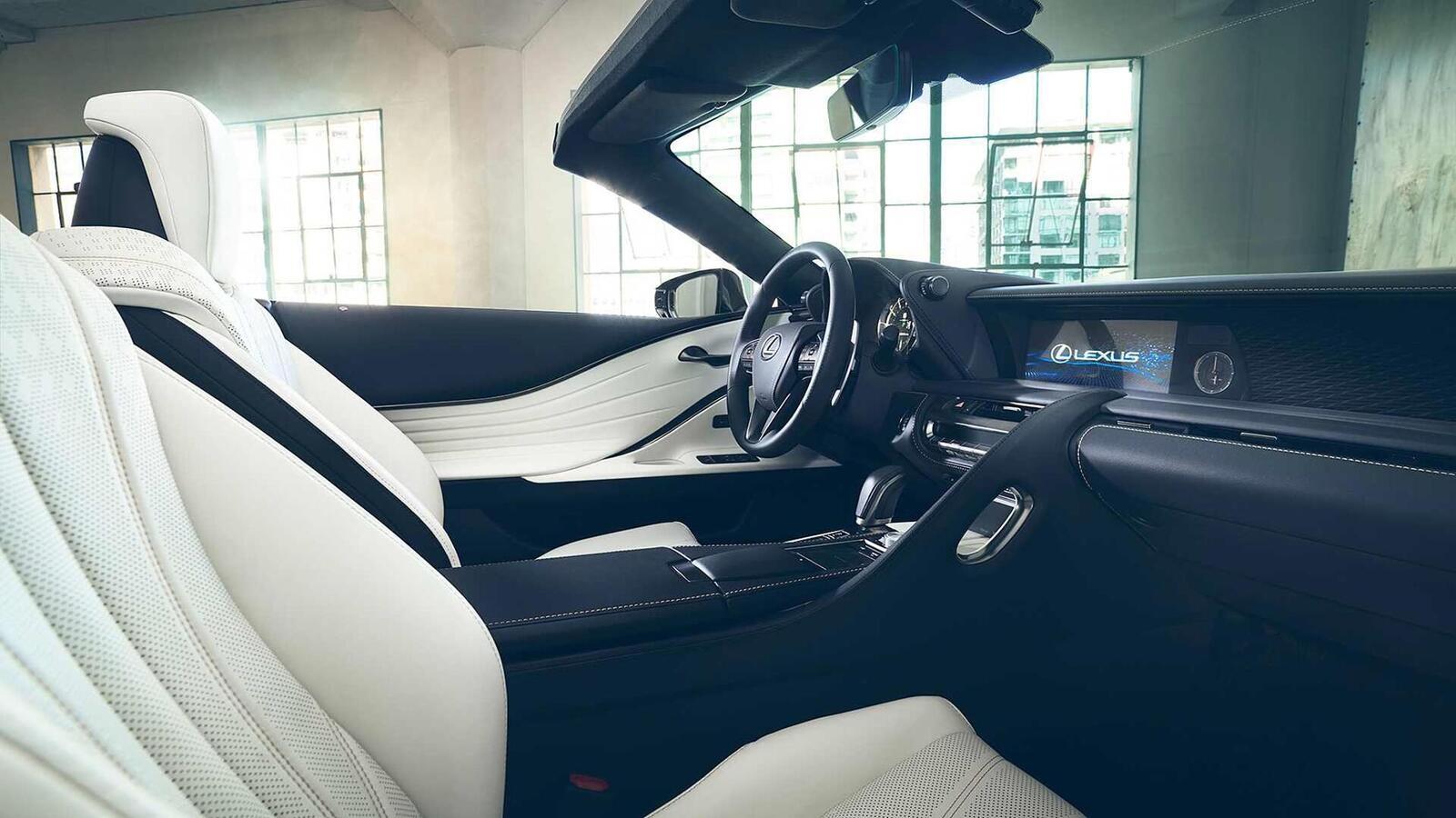 Lexus LC Convertible Concept 2020 sắp ra mắt tại Triển Lãm ô tô Quốc Tế Bắc Mỹ 2019 - Hình 11