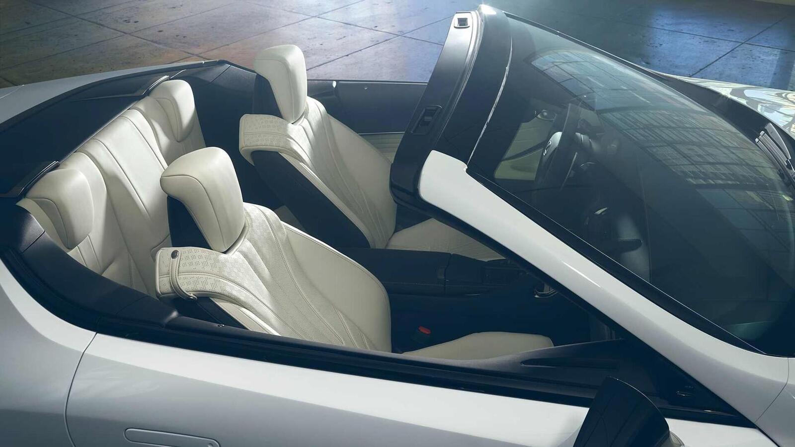 Lexus LC Convertible Concept 2020 sắp ra mắt tại Triển Lãm ô tô Quốc Tế Bắc Mỹ 2019 - Hình 12