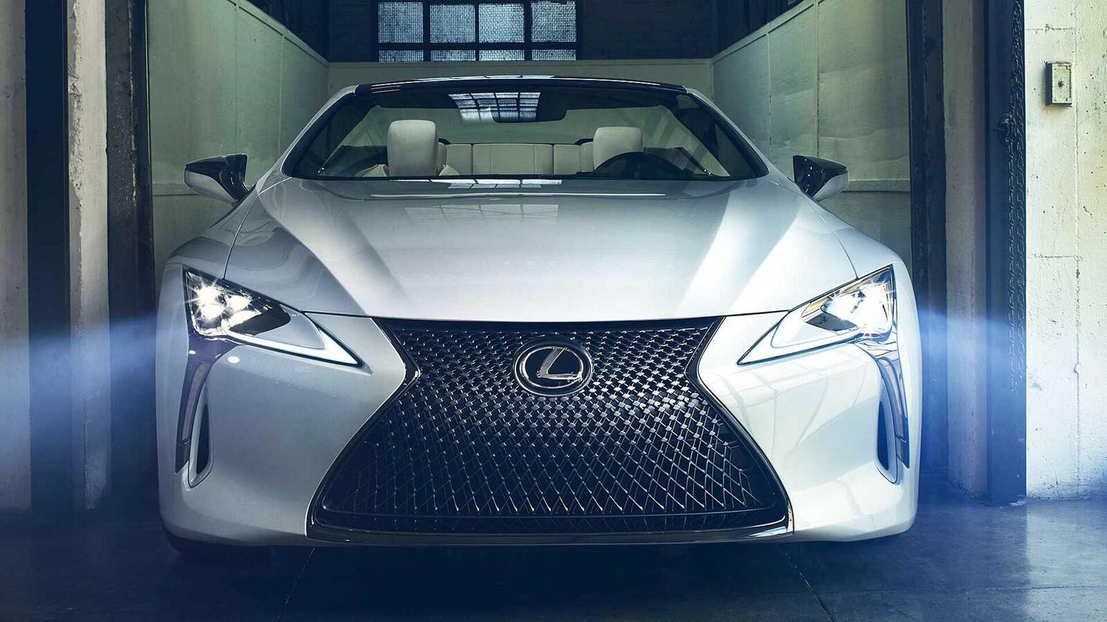Lexus LC Convertible Concept 2020 sắp ra mắt tại Triển Lãm ô tô Quốc Tế Bắc Mỹ 2019 - Hình 2