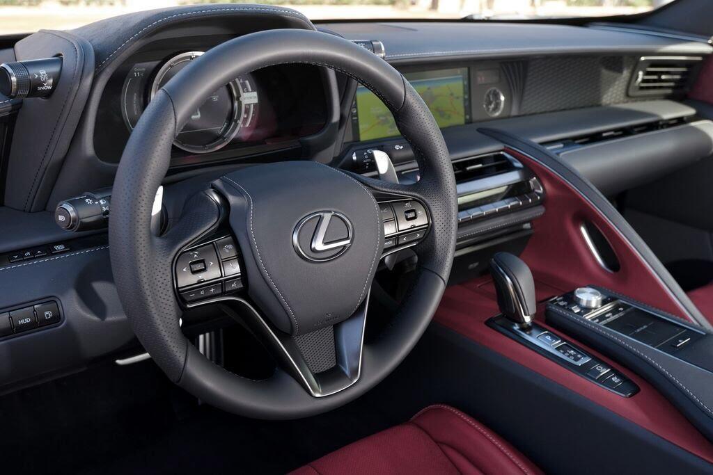 Lexus LC sẽ đến Triển lãm Ô tô Việt Nam 2017 - Hình 5
