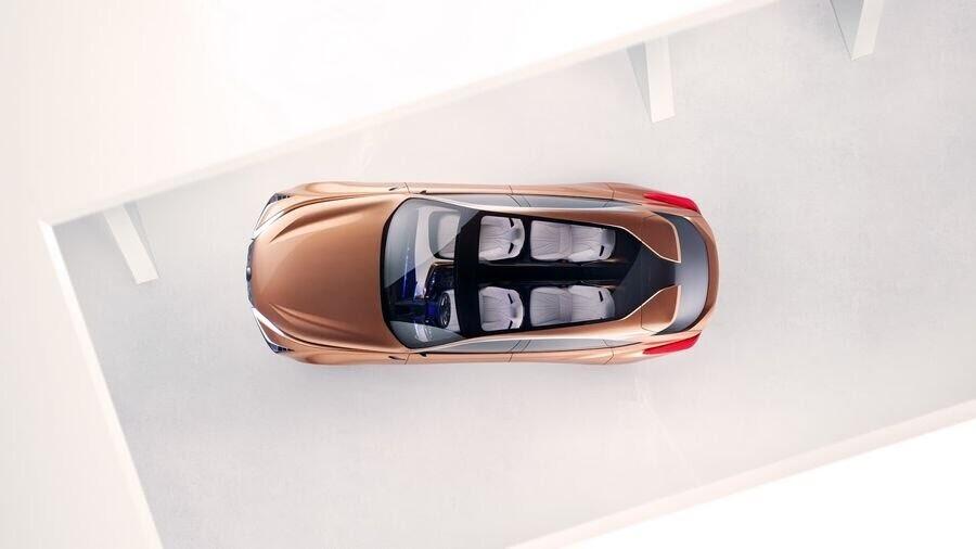 Lexus LF-1 Limitless Concept mới - crossover hàng đầu của Lexus trình làng - Hình 12
