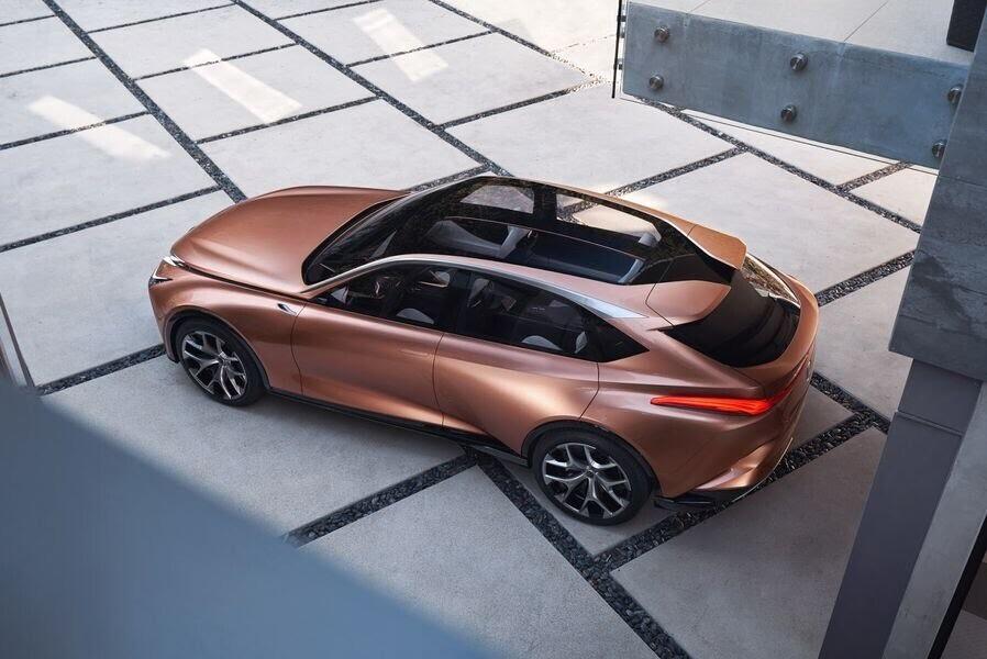 Lexus LF-1 Limitless Concept mới - crossover hàng đầu của Lexus trình làng - Hình 14
