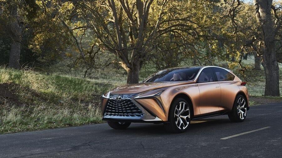 Lexus LF-1 Limitless Concept mới - crossover hàng đầu của Lexus trình làng - Hình 15