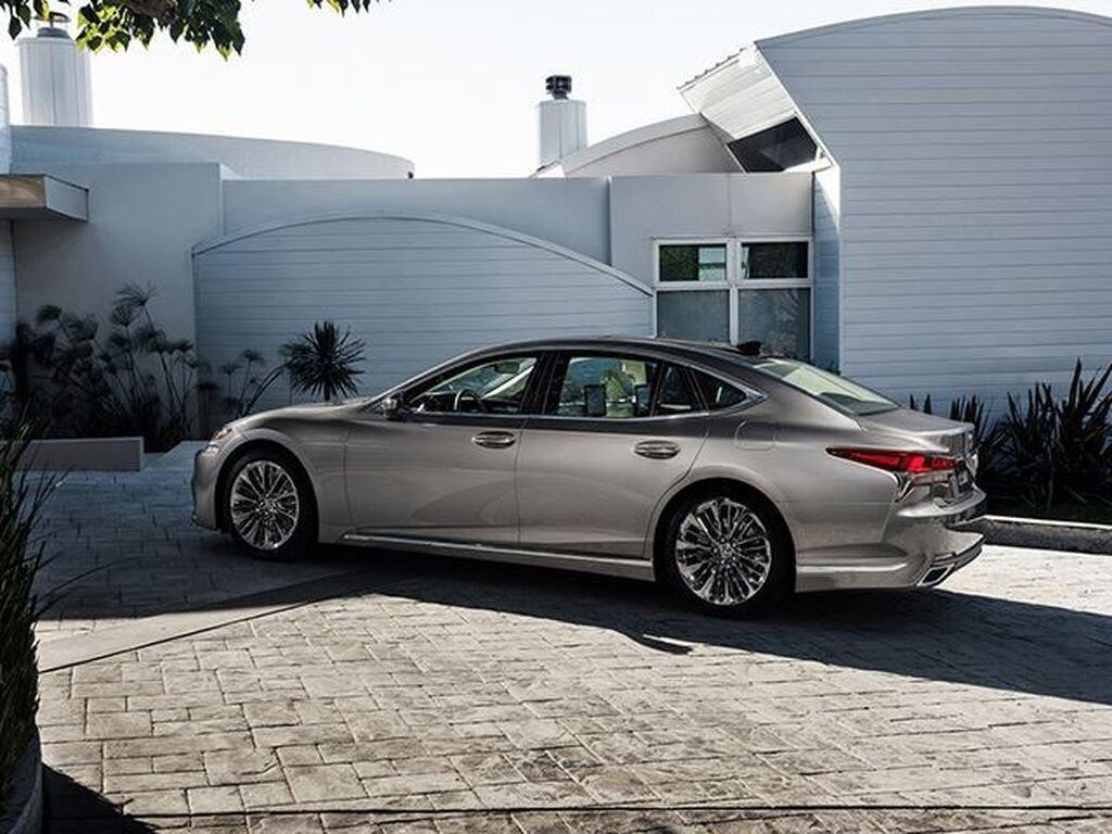 Lexus LS 2018 sẽ - Hình 2