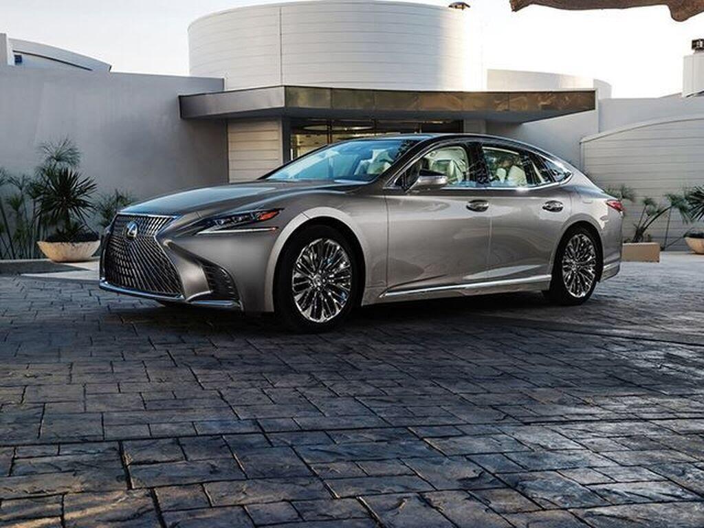 Lexus LS 2018 sẽ - Hình 7