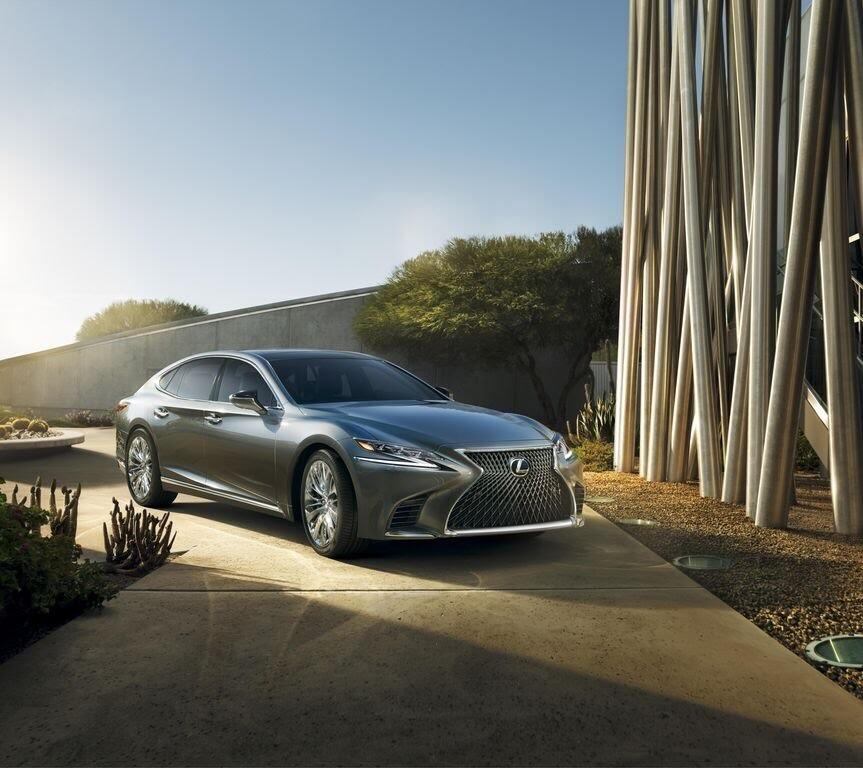 Lexus LS 2018 sẽ - Hình 8