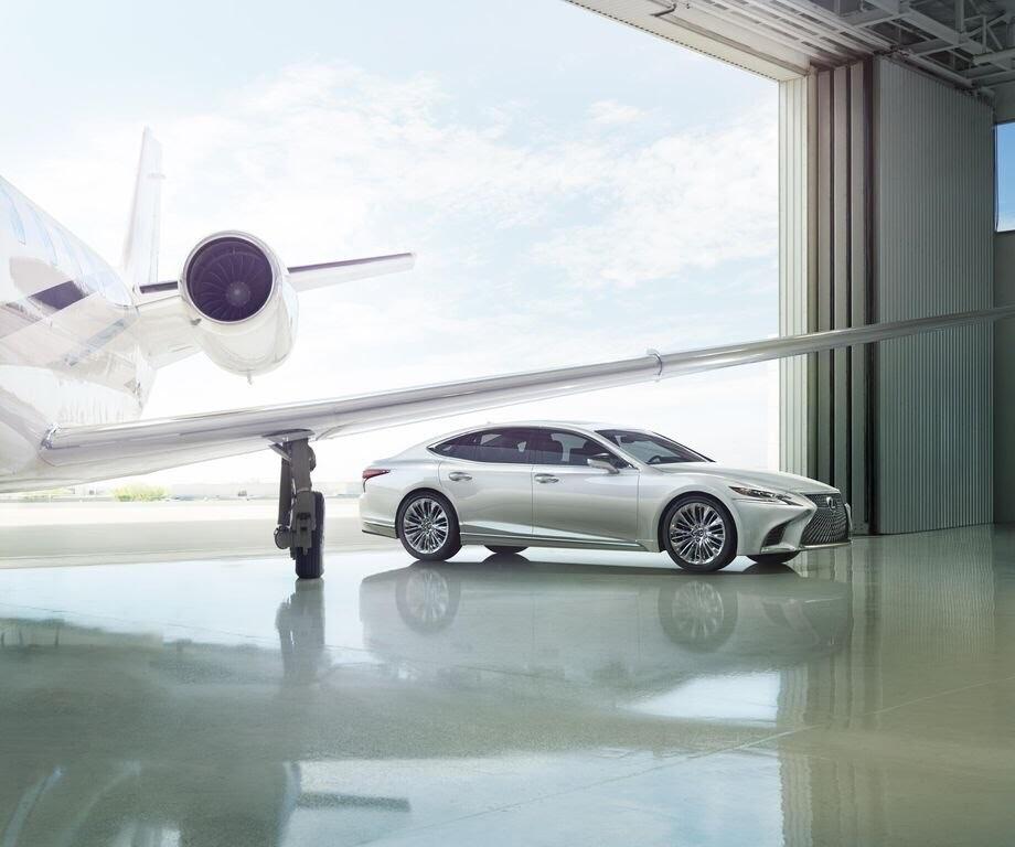 Lexus LS 2018 sẽ - Hình 9