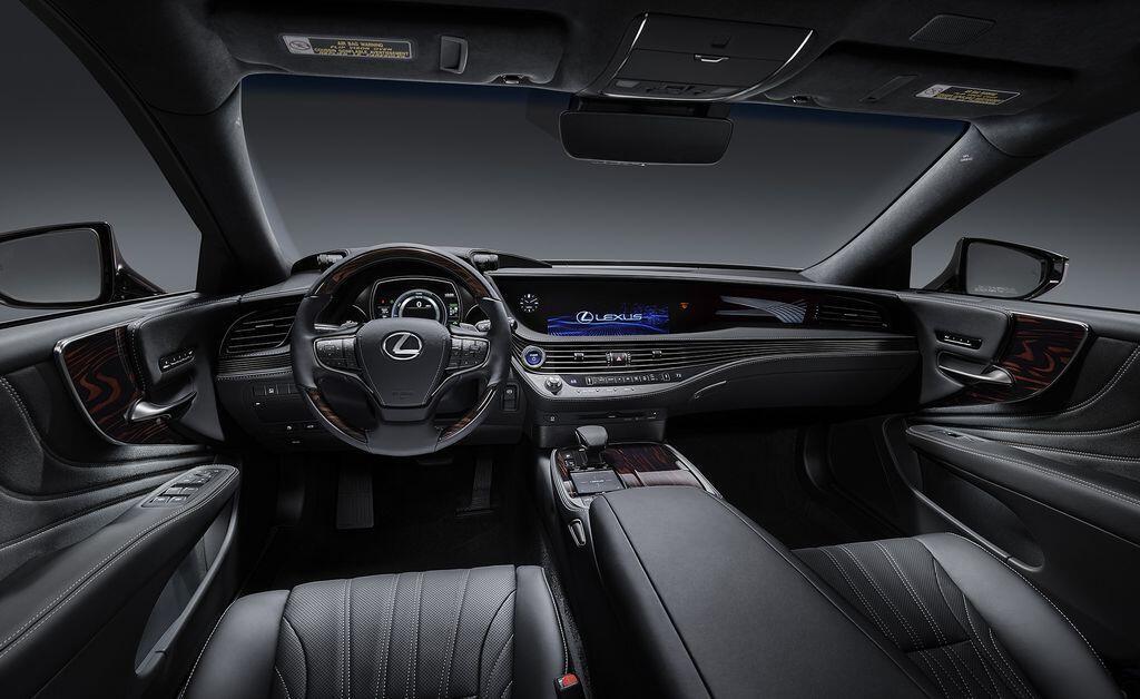 Lexus LS 2019 chính thức ra mắt thị trường Việt Nam, giá từ 7,080 tỷ đồng - Hình 4