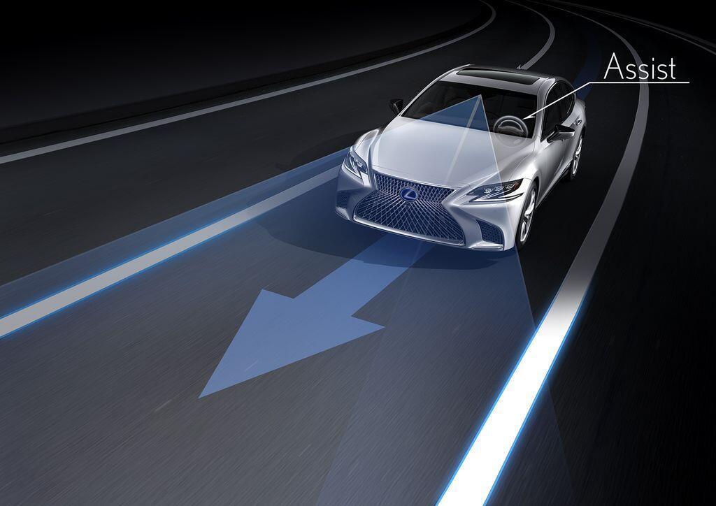 Lexus LS 2019 chính thức ra mắt thị trường Việt Nam, giá từ 7,080 tỷ đồng - Hình 5