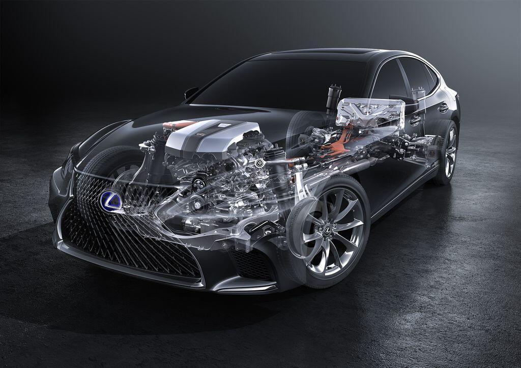 Lexus LS 2019 chính thức ra mắt thị trường Việt Nam, giá từ 7,080 tỷ đồng - Hình 6