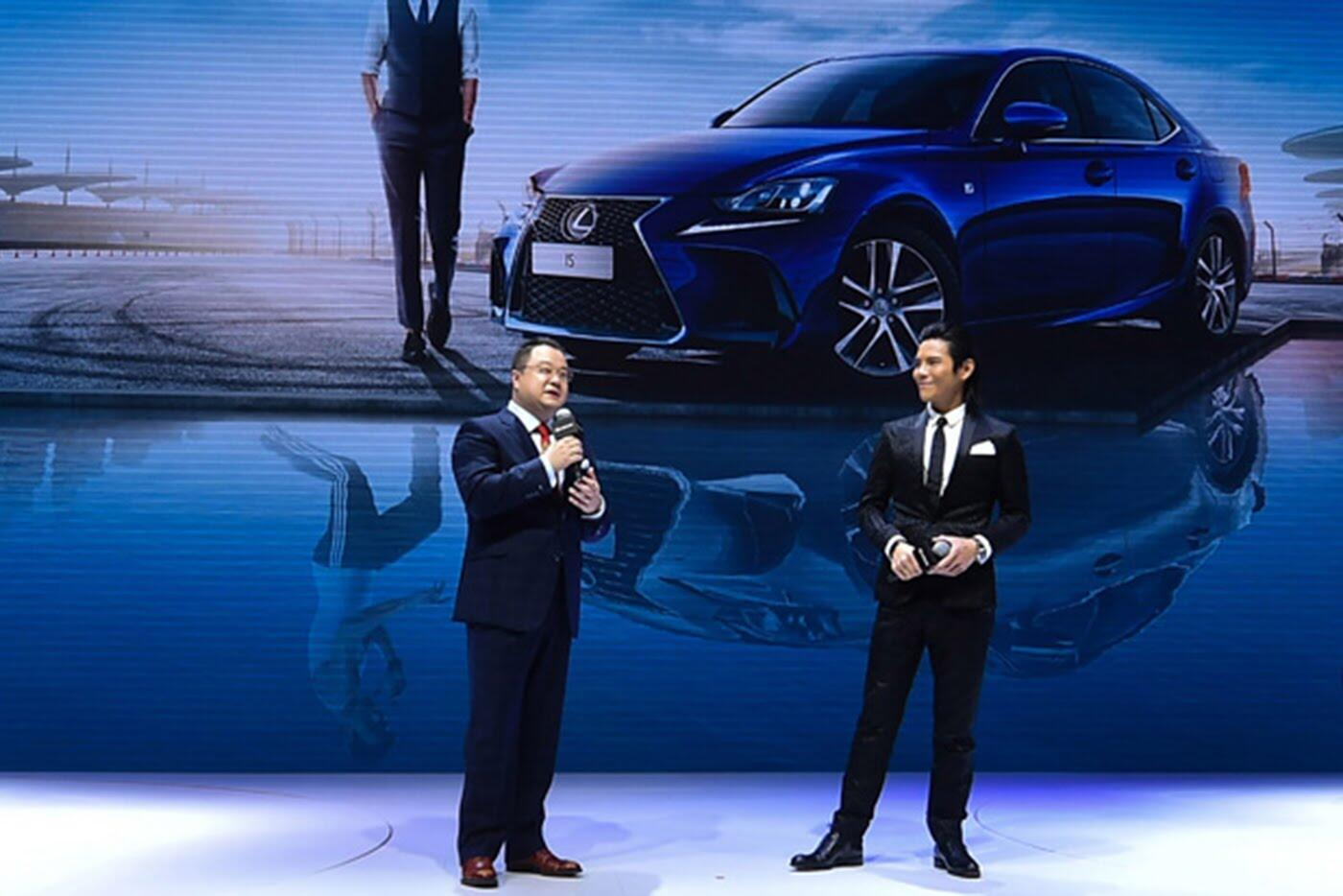 Lexus LS 350 2018 lặng lẽ ra mắt tại Trung Quốc - Hình 3