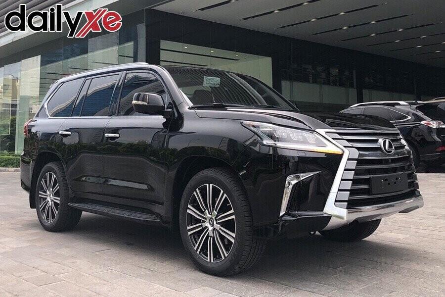 Lexus LX570 - Hình 8