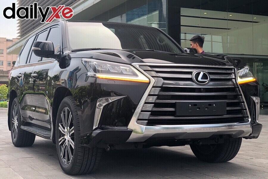 Lexus LX570 - Hình 1