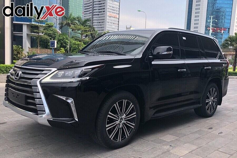 Lexus LX570 - Hình 4