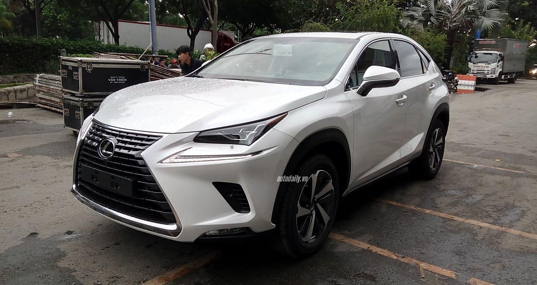 Lexus NX 2018 sẵn sàng ra mắt người tiêu dùng Việt - Hình 1