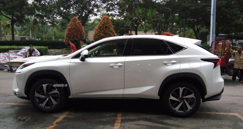 Lexus NX 2018 sẵn sàng ra mắt người tiêu dùng Việt - Hình 2
