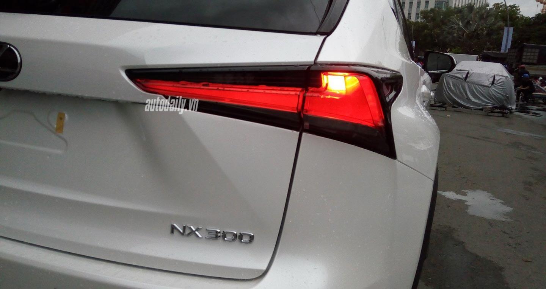 Lexus NX 2018 sẵn sàng ra mắt người tiêu dùng Việt - Hình 4