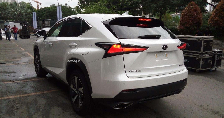 Lexus NX 2018 sẵn sàng ra mắt người tiêu dùng Việt - Hình 5