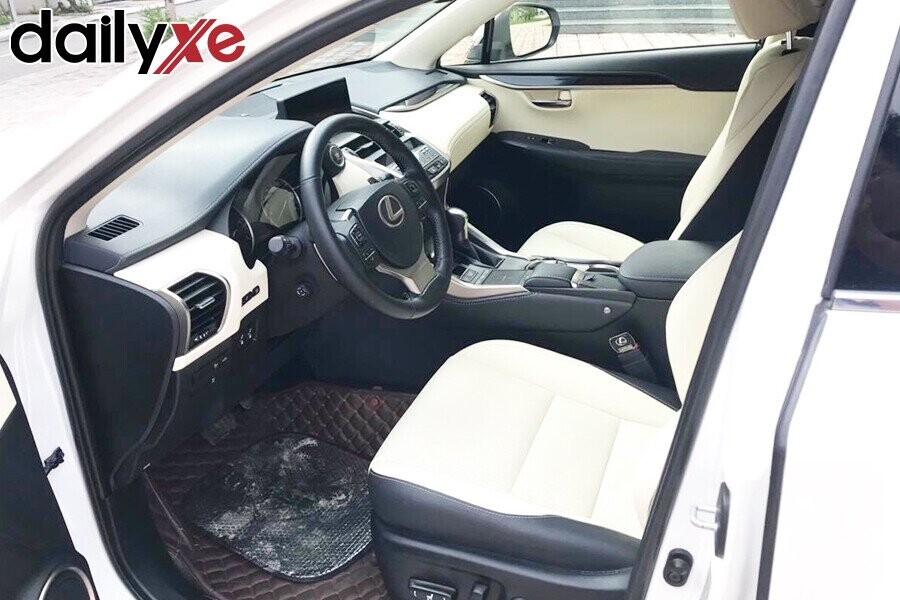 Lexus NX300- Hình 6