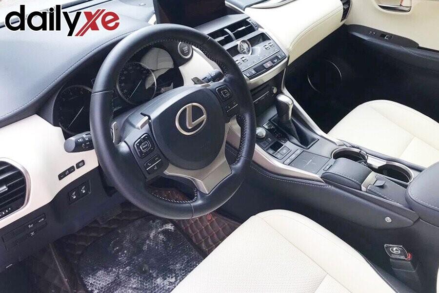 Lexus NX300- Hình 7