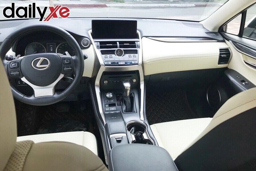 Lexus NX300- Hình 8